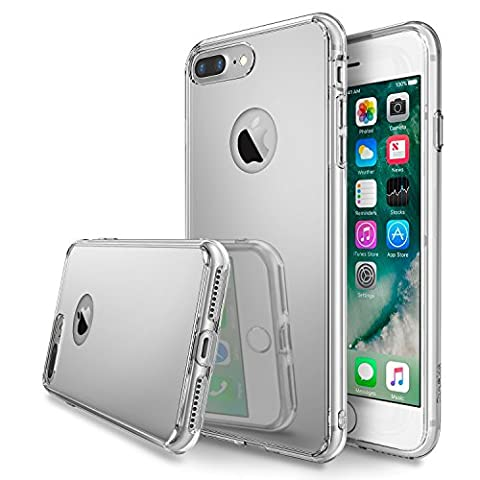 Coque iPhone 7 Plus, Ringke [FUSION MIRROR] Lumineux Reflet Luxe