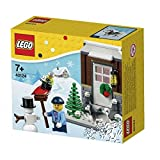 Lego 40124 Winterspaß - Limited Edition 2015