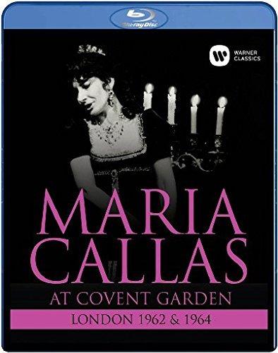 Maria Callas: At Convent Garden - London 1962 & 1964 [Blu-ray]
