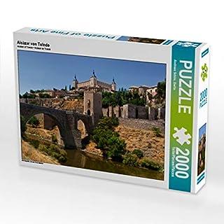 CALVENDO Puzzle Alcázar von Toledo 2000 Teile Lege-Größe 90 x 67 cm Foto-Puzzle Bild von Schön Andreas