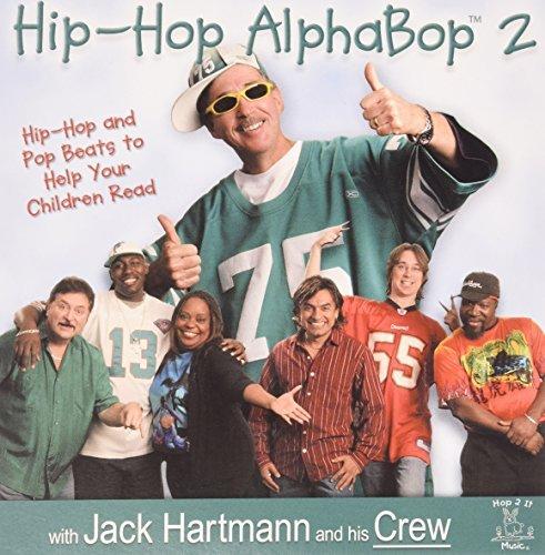 Hip-Hop Alphabop 2 by Jack Hartmann