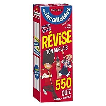 Les incollables - Révise ton anglais - Dès 7 ans