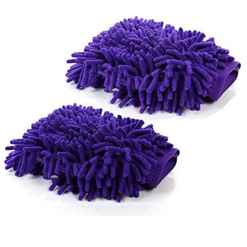 idvor-car-wash-mitt-car-cleaning-microfiber-mitt-chenille-mitt-gloves-cleaning-cloth-wash-glove-for-