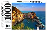 Vernazza, Italy Puzzle: Mindbloggers 1000 Piece Jigsaw (Mindbogglers Series 4)