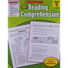 Reading Comprehension - Grade 5 (Scholastic Success With)