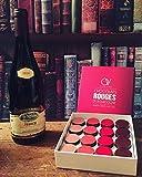 Coffret Gourmand: Chocolats aux Fruits Rouges Meilleur Ouvrier De France et Irancy