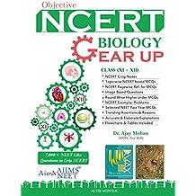 Objective NCERT GearUp Biology for NEET and AIIMS