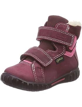 Ecco Ecco Mimic - Zapatillas de Running de Cuero Bebé-Niños