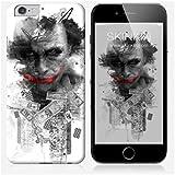 Coque iPhone 6 et 6S de chez Skinkin - Design original : Shadow Joker par Julien Kaltnecker