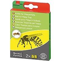 SWISSINNO 1 403 001K NaturalControl Ersatzköder für Wespenfalle 2 Stück