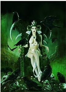 International Publishing 0701N23011b-Raven Queen, clásica Puzzle