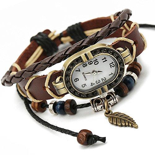 punk-orologio-al-quarzo-orologi-modo-beilaeufig-etnico-art-in-pelle-m0305