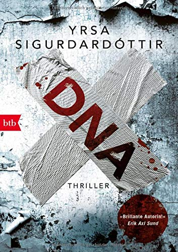 DNA: Thriller (Kommissar Huldar und Psychologin Freyja, Band 1)