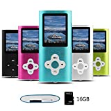 Btopllc MP3-Player, MP4-Player, Digital Music...