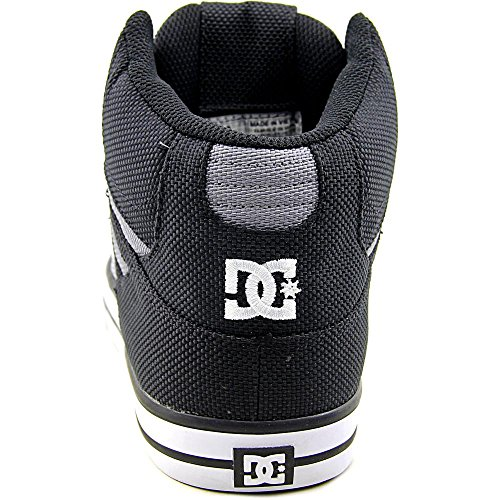 DC Shoes Spartan High Wc, Baskets mode homme Black/Battleship/White