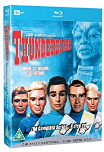 Thunderbirds: The Complete Collection (1965-6) [Blu-ray]