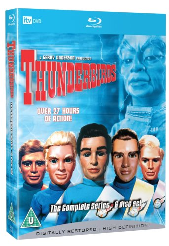 Thunderbirds Complete Collection [Blu-ray] [UK Import] Thunderbirds-dvd