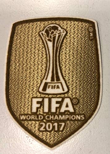 A Club World Cup Champions Patch 2017 Real Madrid ()