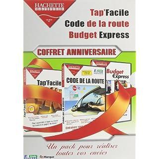 Logiciel pack ados : Tap' Facile + Budget Express + Nouveau code la route