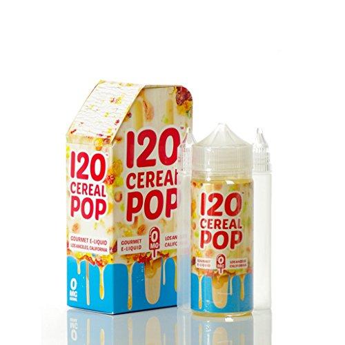 Mad Hatter Juice 120 Cereal Pop E-liquid 100ml 0mg DIY - Original und NEU (Hatter Diy Mad)