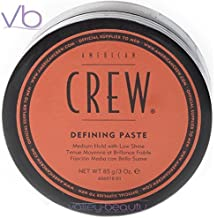 AMERICAN CREW by American Crew DEFINING PASTE 3 OZ (Package of 4) by AMERICAN CREW