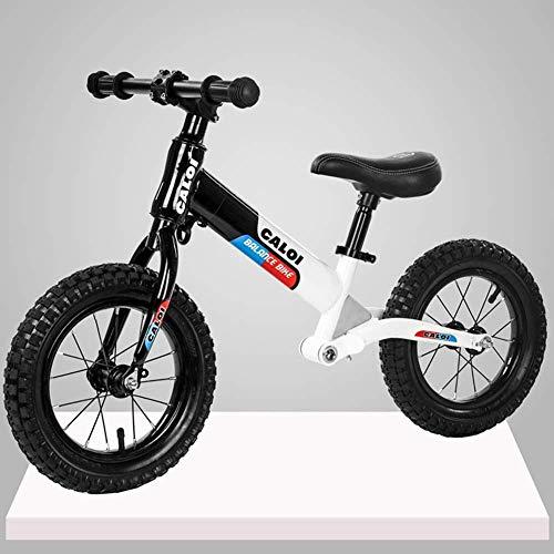 PINGHC Delivery®⭐⭐⭐⭐⭐ Balance Fahrrad Kinder Freestyle Bike 12
