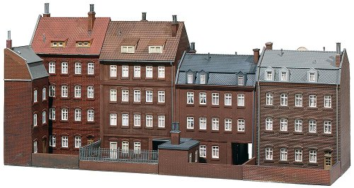 Faller 130915  - Casas Goethestraße línea