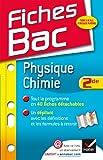 Fiches Bac: Physique Chimie 2de