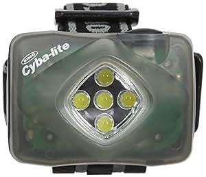 Ring Lampe frontale Cyba-Lite Sprint - avec LED Blanc