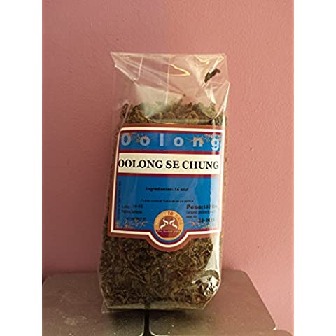 Té Oolong Azul Se Chung saboreatéycafé 100 grs. Un clásico entre los Oolong, con delicioso sabor. Infusión de color dorado para cualquier momento del día, se puede tomar tanto frío como caliente ya que no amarga en ninguno de los dos casos. Es un té