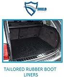 BMW X5 2013 (dec)> (f15) 7 seat Boot mat