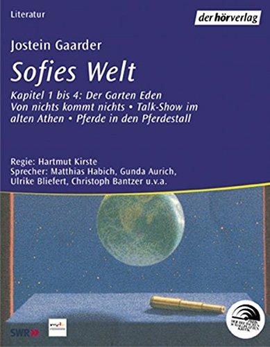 Sofies Welt. Audiobook. 5 CDs. Hörspiel