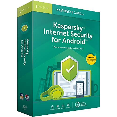 Kaspersky Internet Security for Android 2019 | 1 Gerät | 1 Jahr | Android | Box | Download