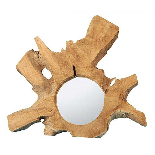 Espejo-fabricado-con-raiz-de-teka-rstica