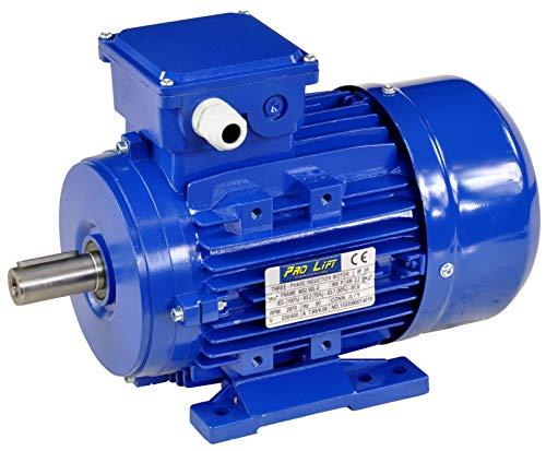 Pro-Lift-Werkzeuge 3-Phasen Drehstrommotor 2,2 kW 230/400 V Elektromotor 2870 U/min Industriemotor electric motor B3 Drehstrom 2200W 230V/400V - 3-phasen-motor