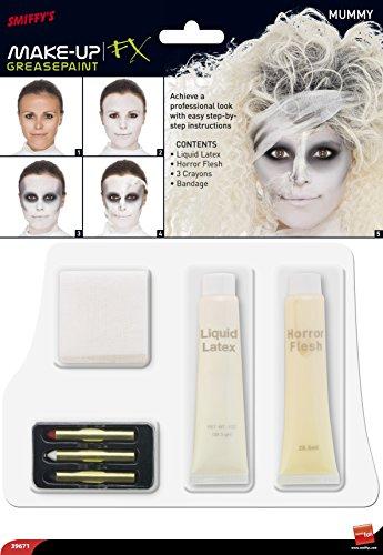 Smiffy's 39671 Kit für (Halloween Kostüm Mumie)