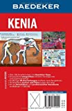 Baedeker Reiseführer Kenia, Kilimanjaro, Serengeti: mit GROSSER REISEKARTE - Dr. Madeleine Reincke