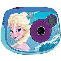 Lexibook LE-DJ024FZ Fotocamera Digitale per Bambini, Frozen,