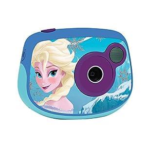 Frozen - Cámara digital, 1.3 MP (Lexibook DJ024FZ)