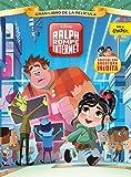 Ralph rompe internet. Libroaventuras: LibroAventuras. Incluye un cuento, figuritas y un tapete (Disney. Rompe Ralph 2)