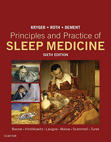 Principles and Practice of Sleep Medicine E-Book (English Edition)