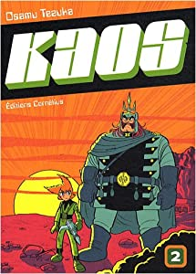 Kaos Edition simple Tome 2