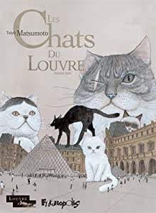 Les Chats du Louvre Edition simple Tome 1