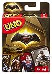 Mattel Spiele DRL58 - UNO Batman v Su...