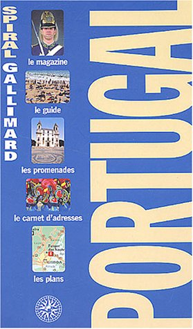 Portugal par Guide Gallimard