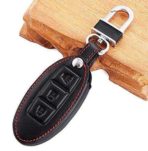 porta-protezione-cover-auto-portachiavi-in-pelle-4buttons-per-nissan-teana-sylphy-almera-altima-mura