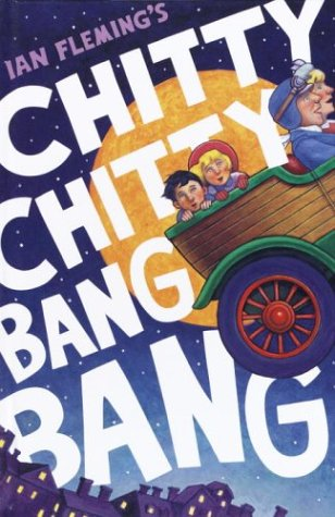 Book cover for Chitty Chitty Bang Bang