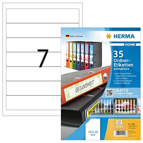 in lingua inglese e spagnola 2,5/x 5,1/cm da usare al momento della preparazione del cibo Hybsk 500/etichette per rotolo ideali per la rotazione degli alimenti Etichette di shelf-life