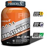 #9: PROCEL Pro-Standard 100% Whey Protein Powder - 2 kg (Double Chocolate Deluxe)