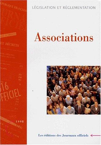 Associations - Fondations : ouvrage numéro 310680000. Législation et réglementation